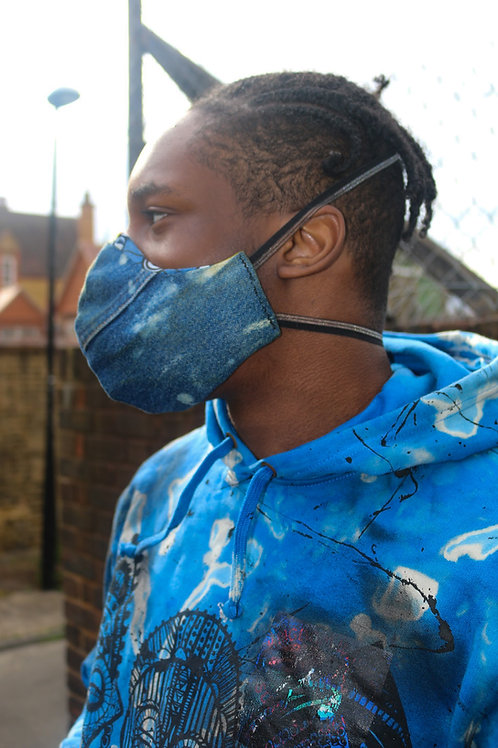 Hand-Sewn Urban Mask