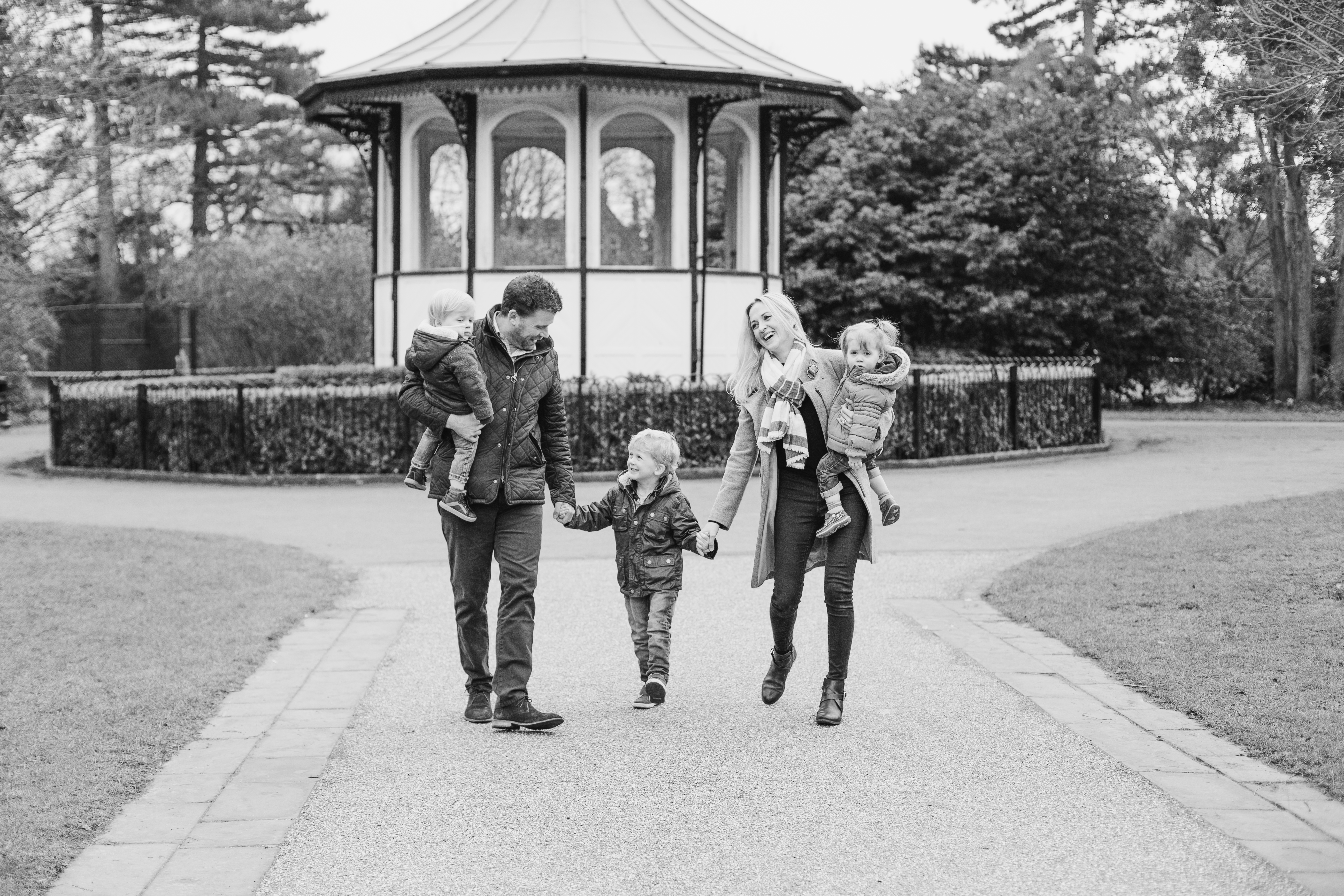 family photography Bedford Park