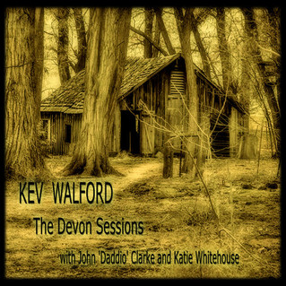 Kev Walford-The Devon Sessions