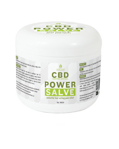 CBD Power Salve one of 3 New Products from New Leaf Pharmaceuticals