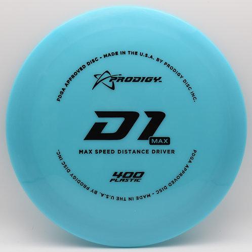 400 D1 Max Driver