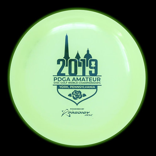 400 Glow D1 Max Am Worlds Release