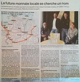 Article de Ouest France 30 octobre 19.jp