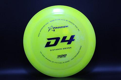Prodigy 400 D4