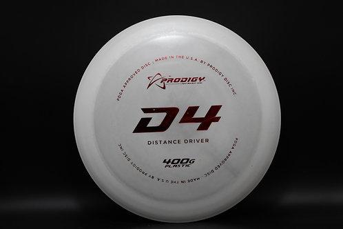 Prodigy 400G lightweight D4