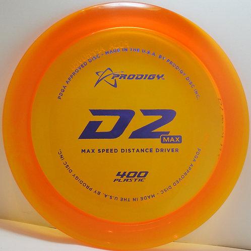 400 D2 Max Driver