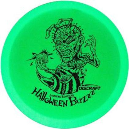 Discraft 2020 Halloween Glo Buzzz