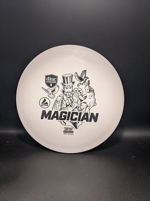 Active Base Line Magician