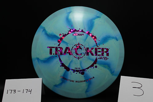 Ledgestone Tour Series ESP Tracker