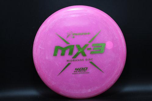 Prodigy 400 Mx3