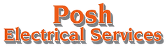 Posh Electrical Services logo.png