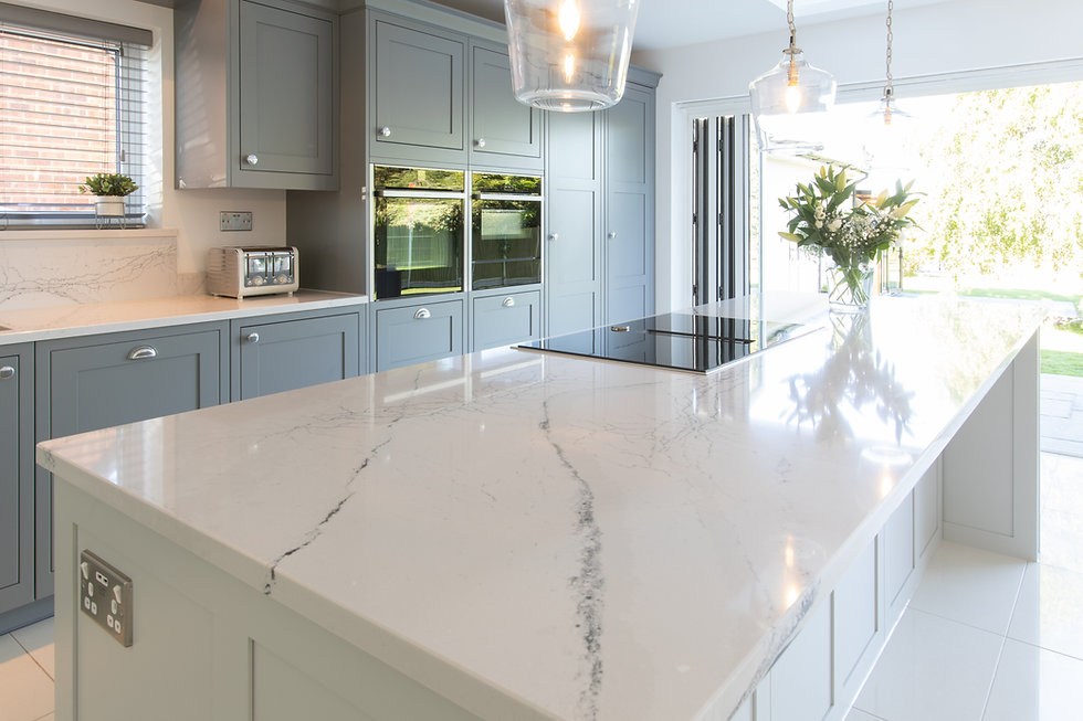 Grey and white marble kitchen.jpg