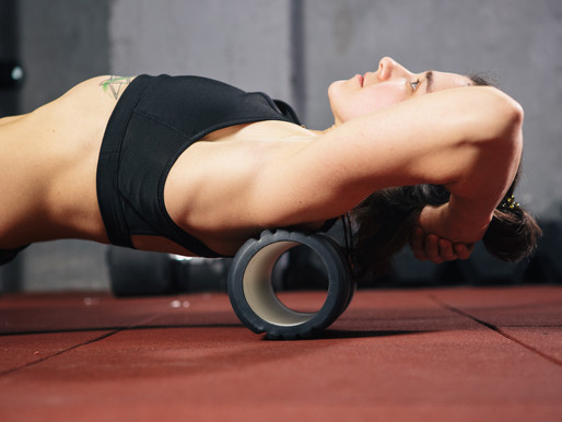 The Strength and Conditioning Toolbox: Foam Rollers