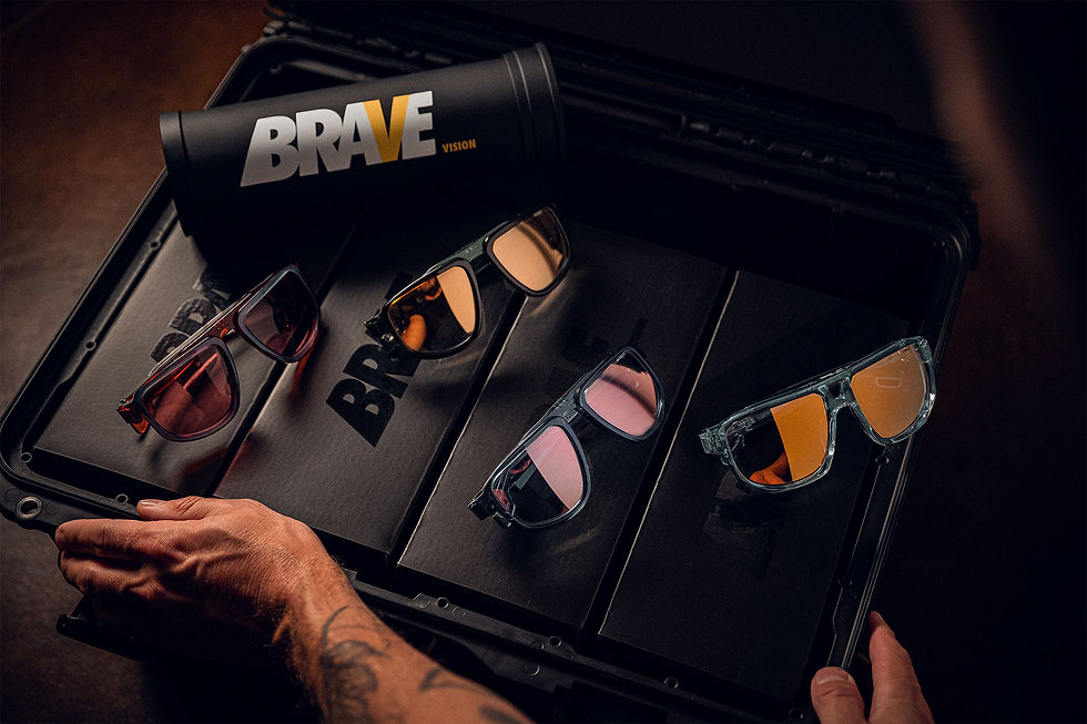BRAVE Vision Sunglasses-BACHELOR PACK_we