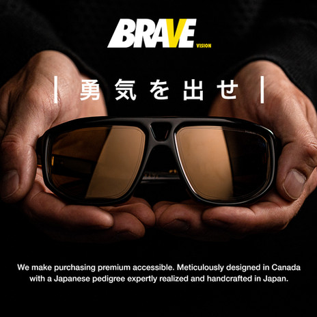 BRAVE Vision_JAPAN Style HANDS SQUARE RE