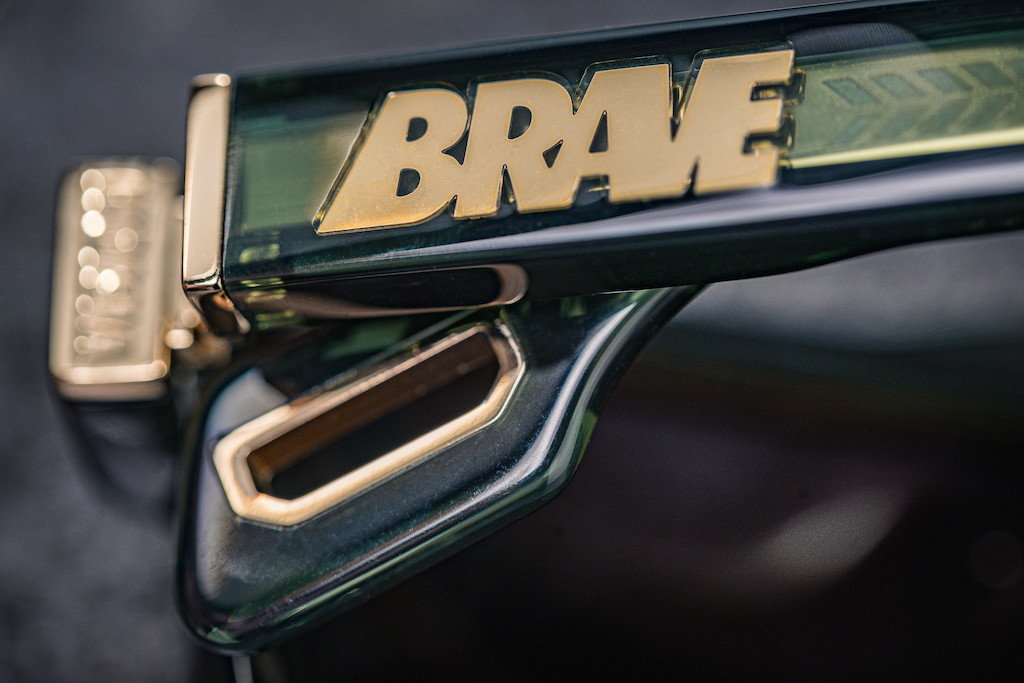 BRAVE Vision-TRAILBALZER-Military Green.