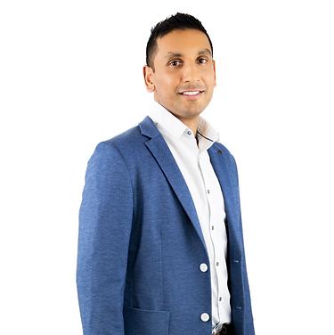 Dentist Dr Kavendra Naidoo