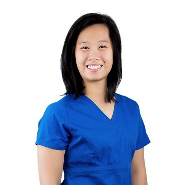 Dentist Dr Sara Wang