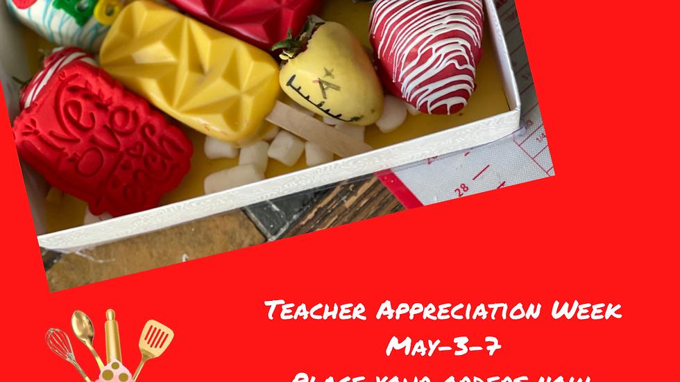 Teacher Appreciation Box