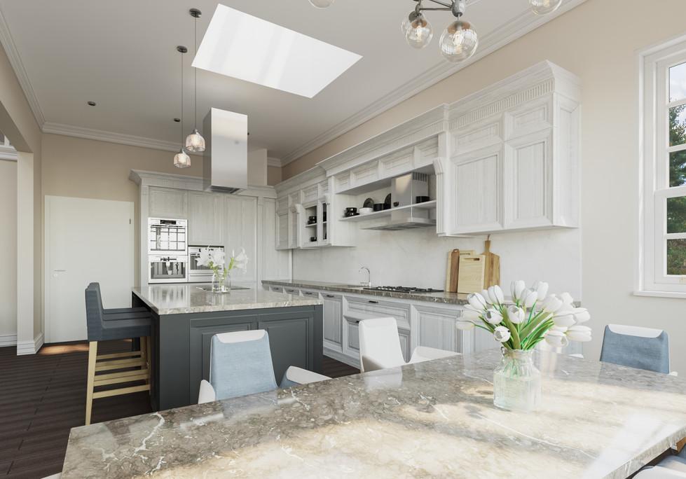 Kitchen Skylight Dream