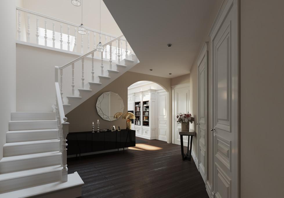 Stairway Skylights