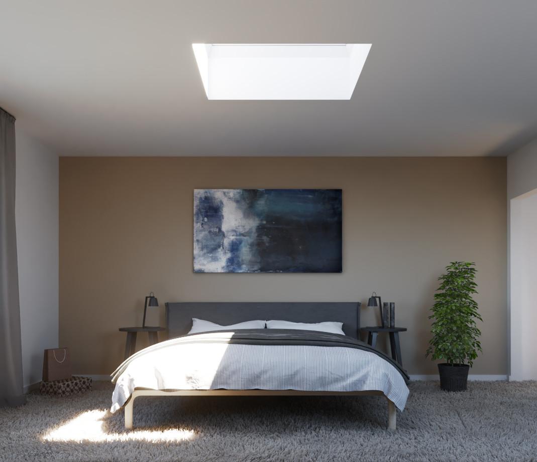 Bedroom Custom Skylight