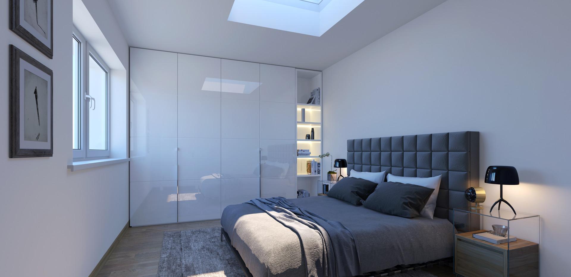Bedroom Skylight Dream
