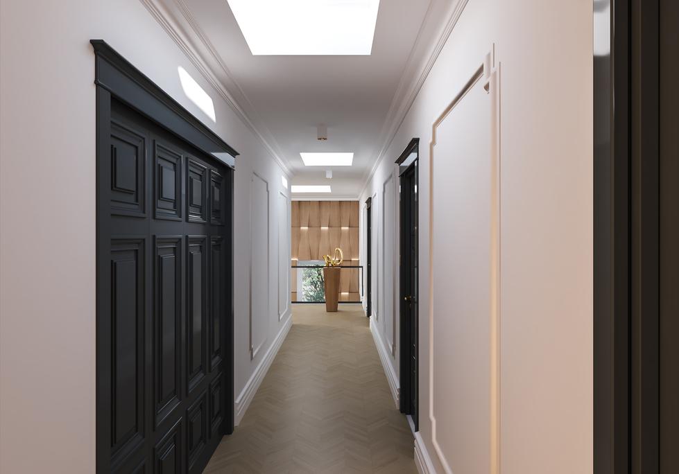 Hallway Brightness