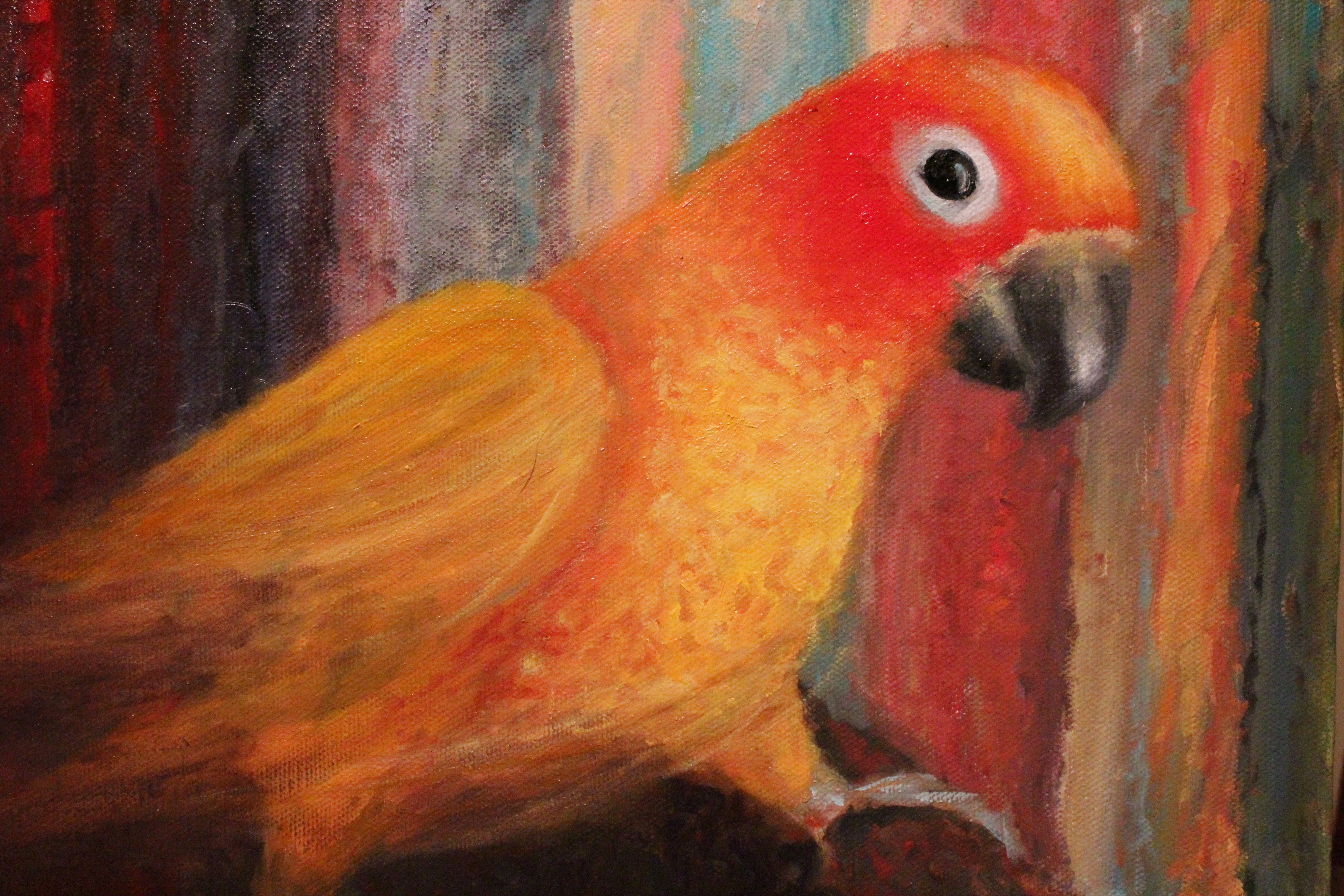 Russian Parrot