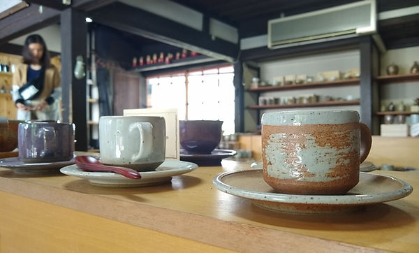Hirashimizu pottery