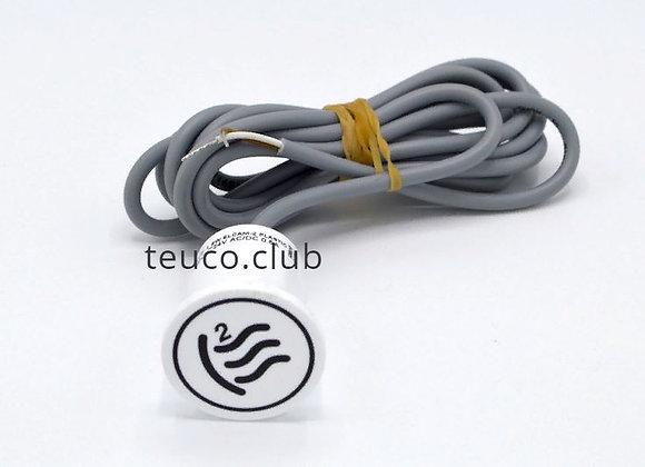 Кнопка включения гидромассажа для бассейна Teuco