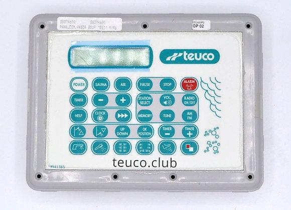 Пульт управления сауны Teuco