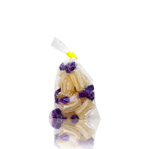 Bossa caramels de mel i farigola