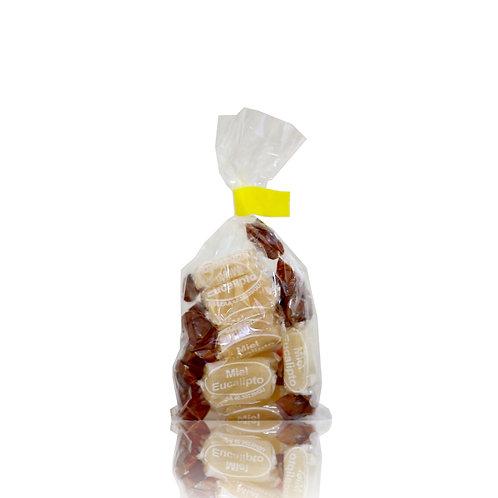 Bossa caramels de mel i eucaliptus