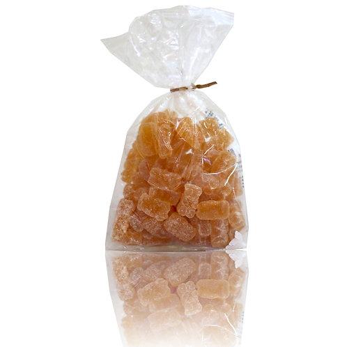 Bossa gominoles de mel i llimona