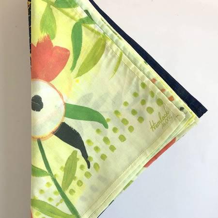 Hemlock Print Bandana by Hemlock Goods