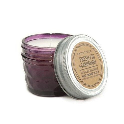Relish Jar Fig + Cardamom Candle