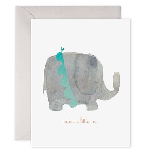Welcome Little One Elephant