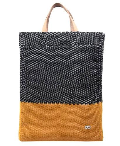 Crosshatch Mini Market Bag