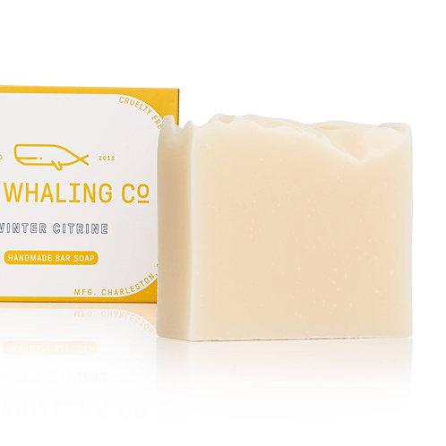 Winter Citrine Bar Soap