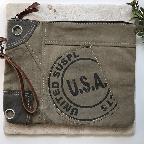 United Supply Wristlet