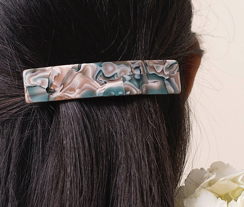 French Clip in Ivy