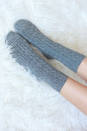 """""""Never Want To Take Off"""" Socks"""