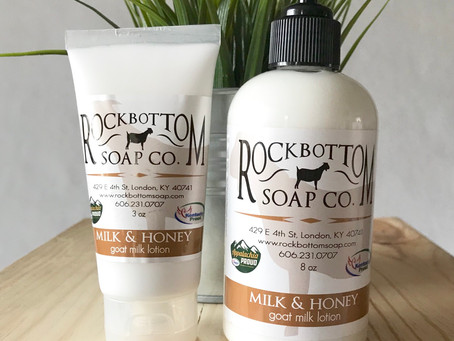 The Benefits of Goat's Milk Lotion