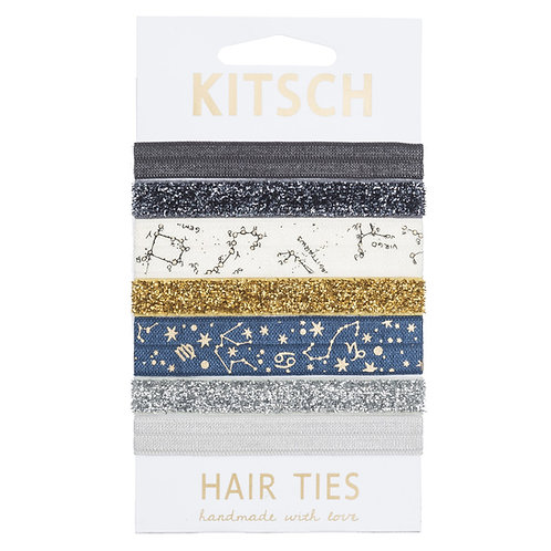 Astrology Hair Ties