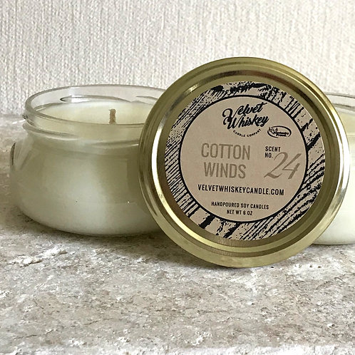 Cotton Winds Candle