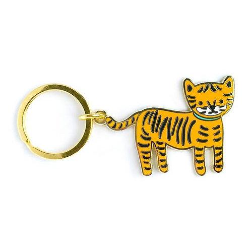 Lil' Tiger Keychain