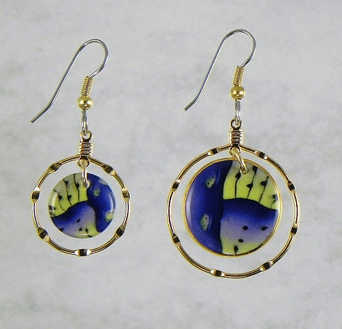Bavaria Hoop Earrings