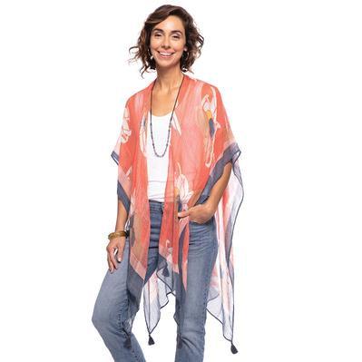 Hayden Coral Kimono