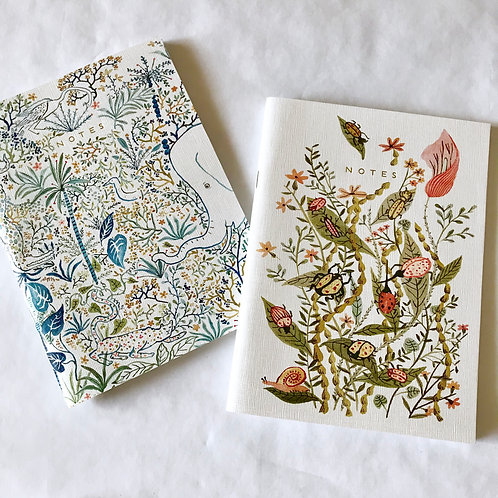 Hidden Animals Notebook Set